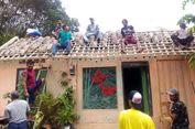 Disambar Petir, Rumah dan Alat Elektronik Warga di Kaki Gunung Sumbing Rusak
