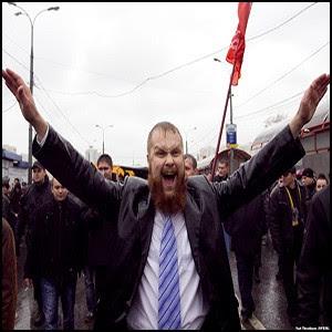 Евреи-провокаторы ведут националистов