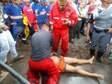 Morre bebê de grávida resgatada após cair em córrego na zona sul de São Paulo