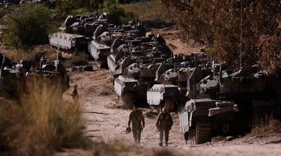 Режим прекращения огня между Израилем и ХАМАС вступил в силу
