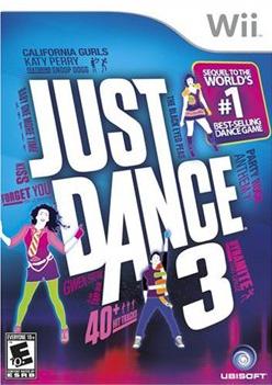 just dance 3, jd3, Dance, wii