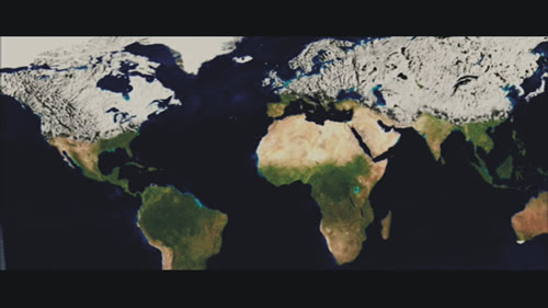 Snow Covered Earth