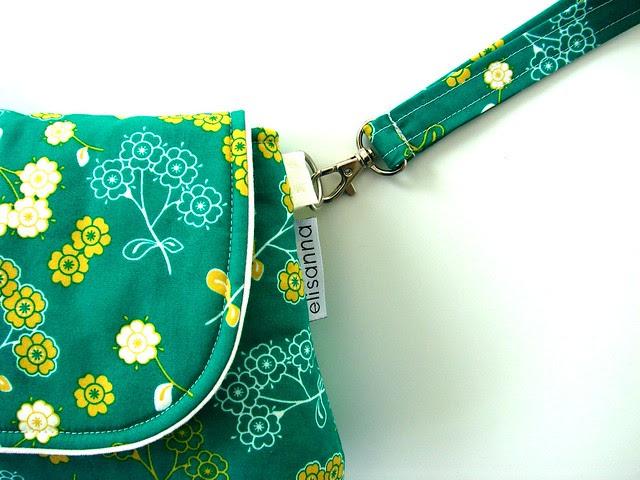 groene clutch 2