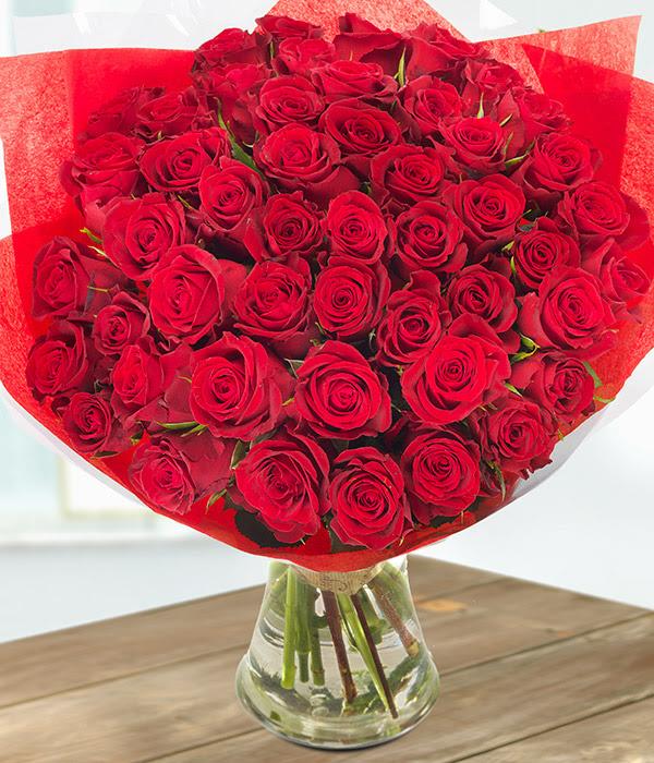 Combien Coute Un Bouquet De 50 Roses