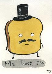 Mr Toast, Esq.