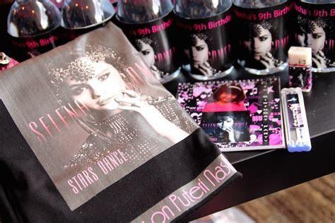 Kara's Party Ideas Selena Gomez Rock Star Birthday Party