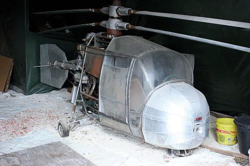 Mock Autogyro