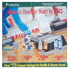 green new yeart Publix Green Advantage Buy Flyer Make A Healthy Start In 2012 Coupons