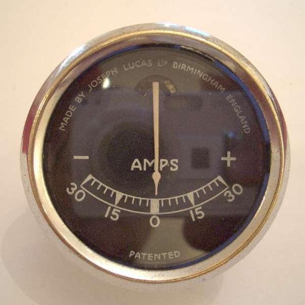 In Car Amp Meter