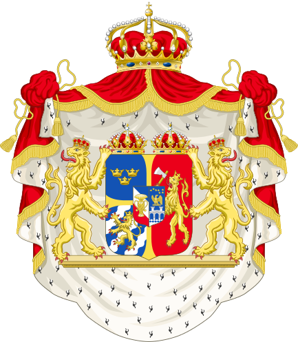 File:Coat of Arms of the Union between Sweden and Norway.svg