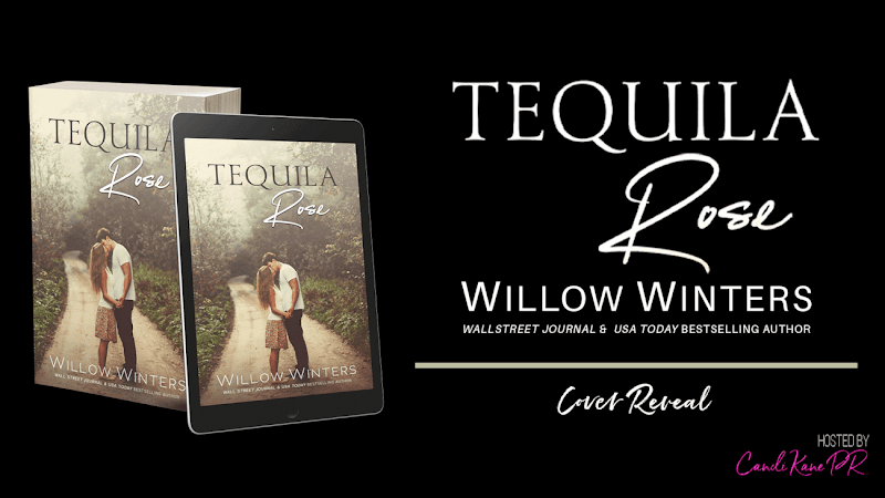 Cover Reveal: Tequila Rose by Willow Winters