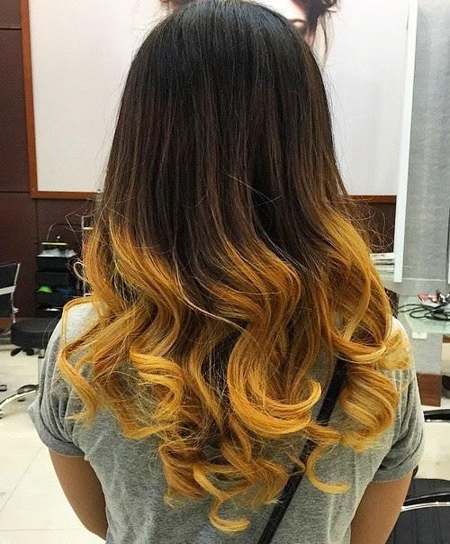 dunkle haare heller bekommen ohne farben