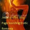 Jenna on Fire