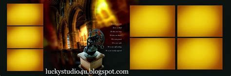 Karizma Album Psd 12x36 Template Free Download   Luckystudio4u