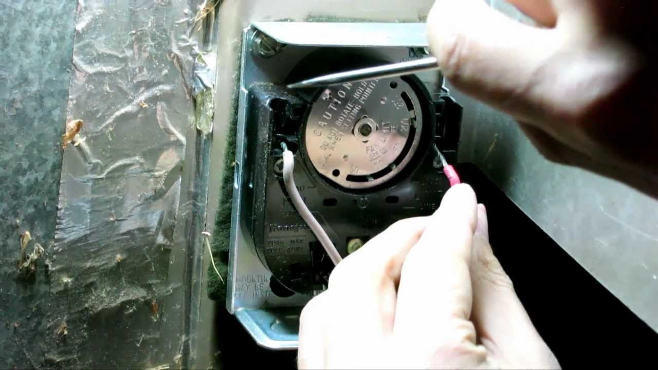 furnace blower motor wiring image 6