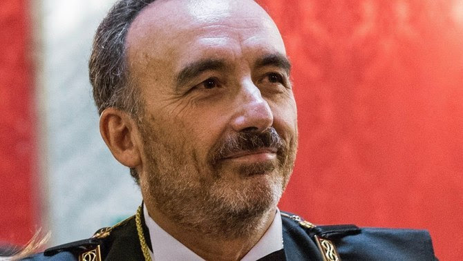El jutge del Suprem, Manuel Marchena, en una imatge recent (EFE)