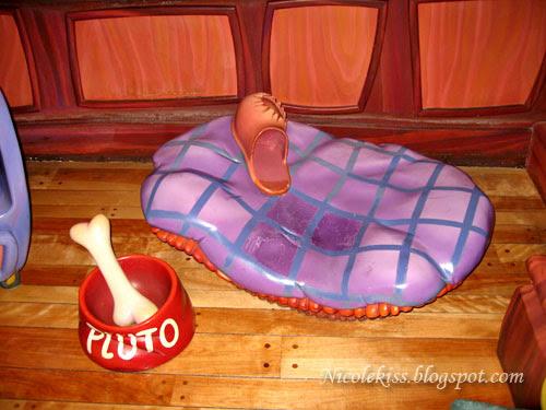pluto's basket