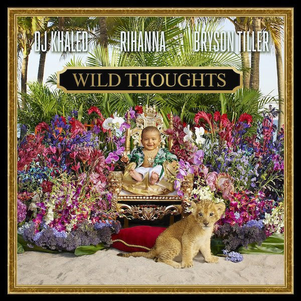 Image result for rihanna wild thoughts