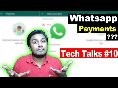 Whatsapp Payments UPI Launched In India ??
