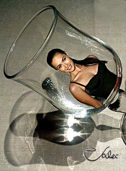 Bella in bicchiere