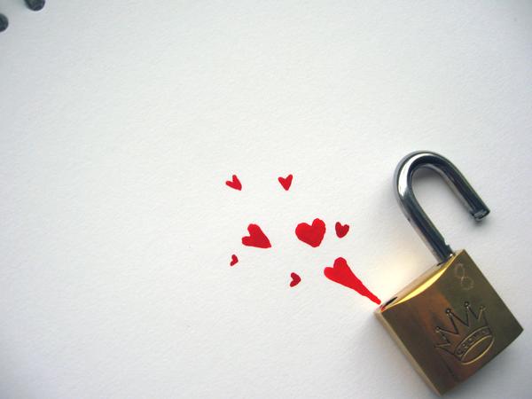 unlocking the heart