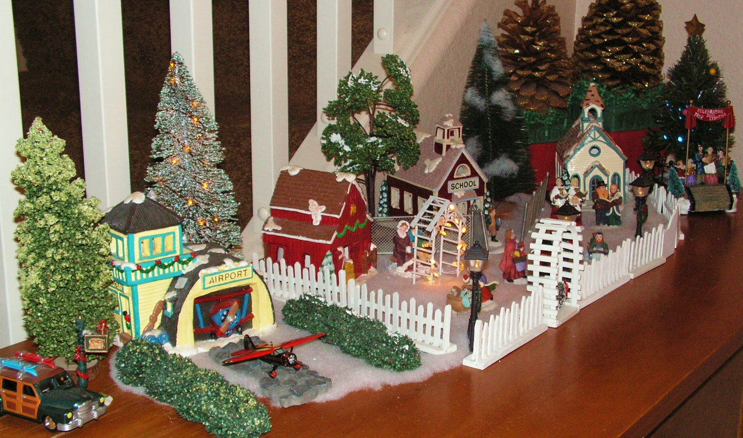 decoration village Christmas Decoration Village | Christmas Ideas decoration village