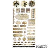 Лист наклеек от 7 DOTS STUDIO - Nature Walk - 30x15 см - ScrapUA.com