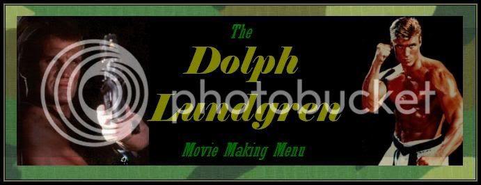 Make Your Own Dolph Lundgren Movie!
