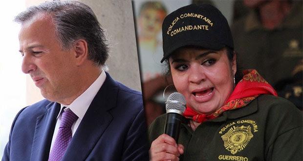 Meade no pedirá disculpas por llamar secuestradora a Salgado García