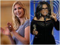 Ivanka Trump Oprah Winfrey Getty
