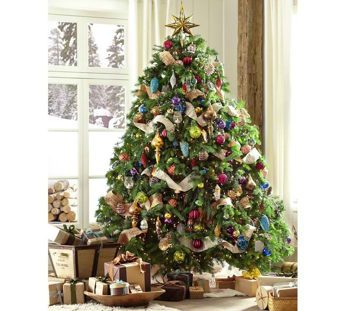 37 Inspiring Christmas Tree Decorating Ideas | Decoholic