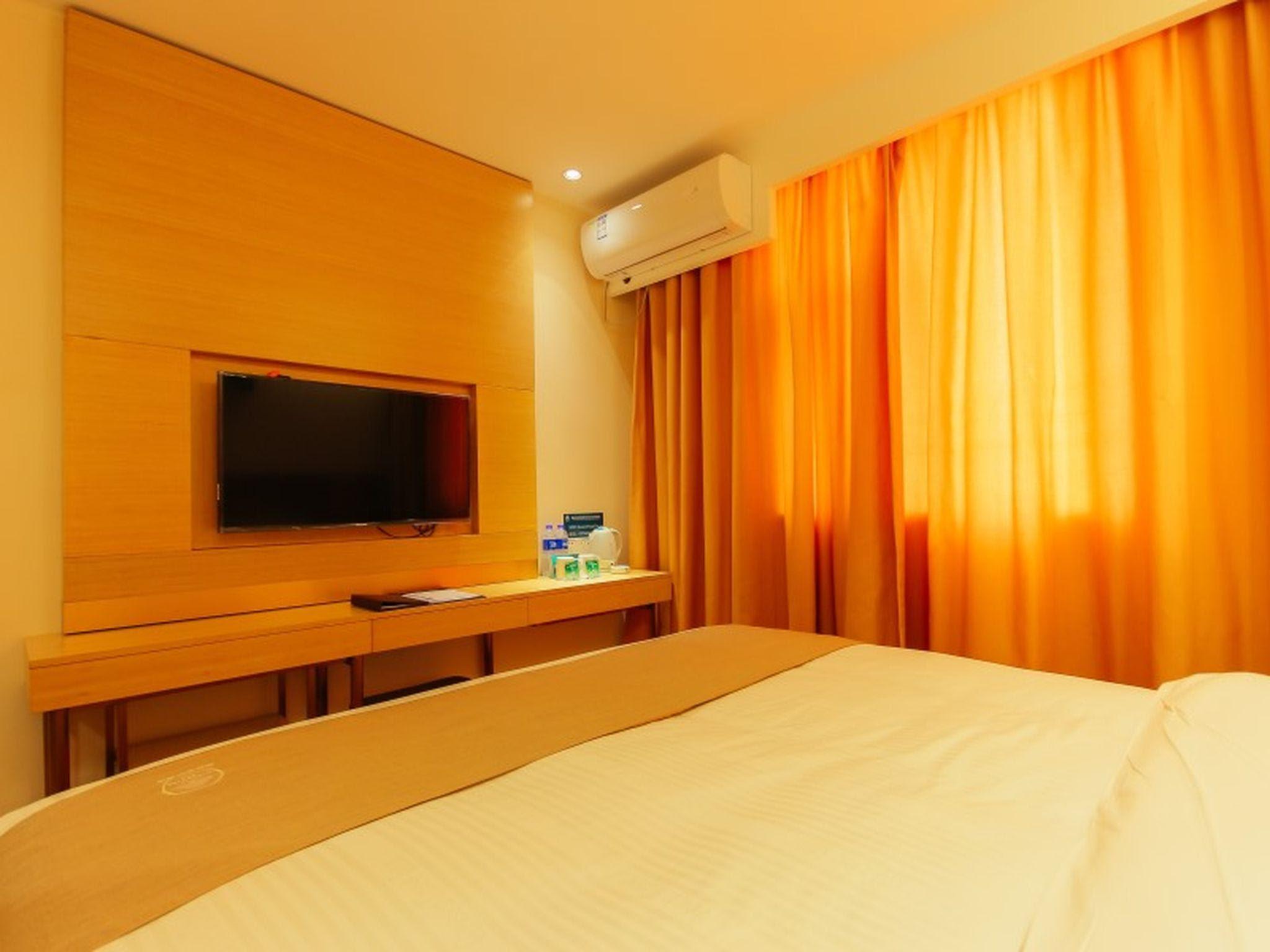 GreenTree Inn Zhengzhou Zhongyuan District Huaihe Road Tongbai Road Metro Station Shell Hotel Reviews