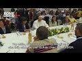 ĐGH Phanxicô ăn trưa với 1.500 người nghèo trong Ngày thế giới vì người nghèo