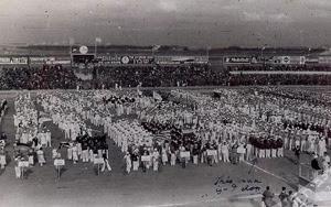 La seconda Maccabiade del 1935, che non si tenne dopo quattro anni come prestabilito a causa dell'ascesa del Nazismo in Europa