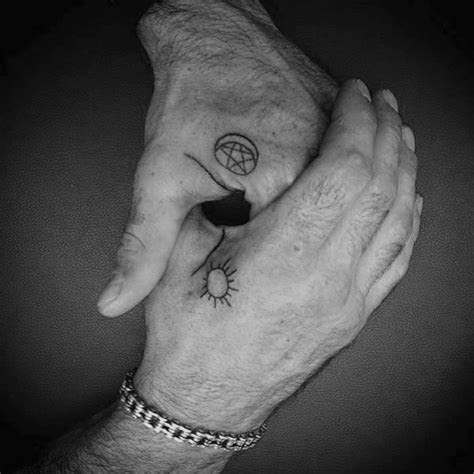 top simple hand tattoo ideas inspiration guide