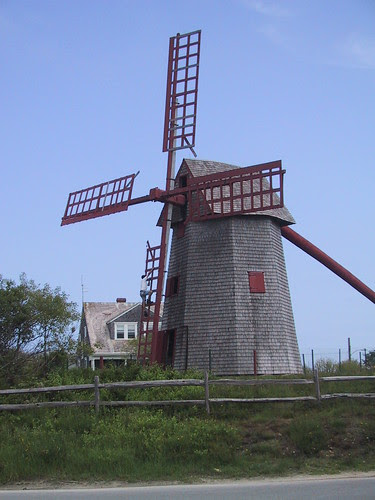 Nantucket Windmill