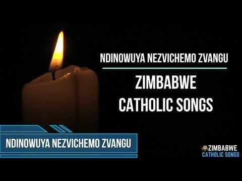 Zimbabwe Catholic Shona Songs - Ndinowuya NezviChemo Zvangu (Prayerful)