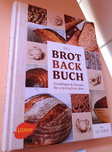 Lutz Geißler BROT BACK BUCH