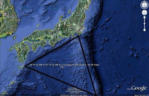 """Các khu vực """"khiến con người biến mất"""" có thật trên Trái đất 6"""