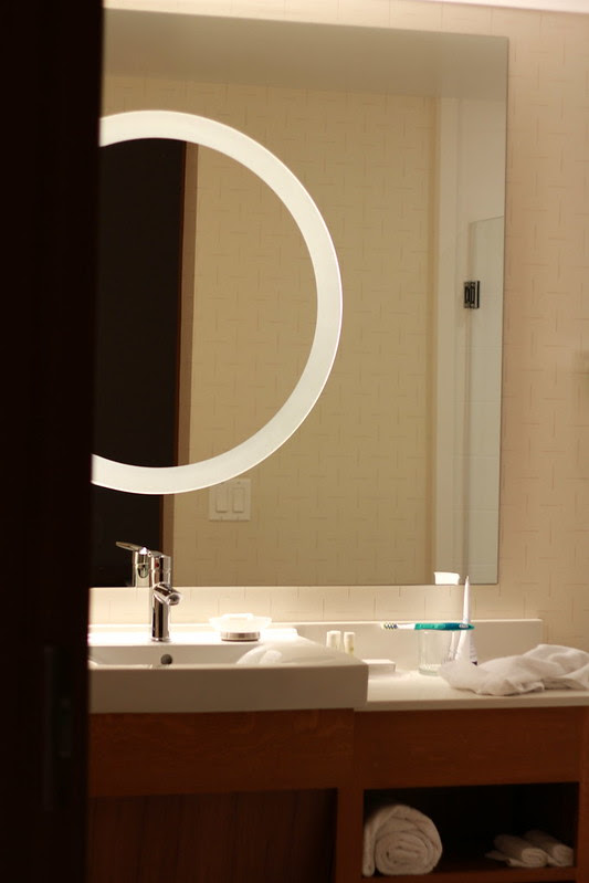 cool magnifying mirror by replicate then deviate