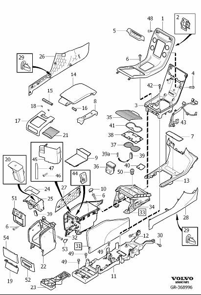 2001 Volvo Xc70 Engine Diagram