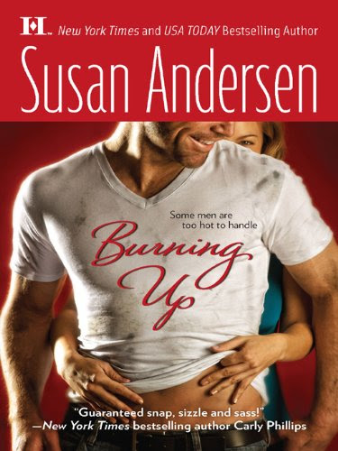 Burning Up (Hqn) by Susan Andersen