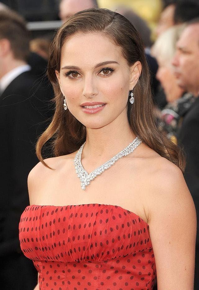 vestido de Dior de Natalie Portman Oscar 2012