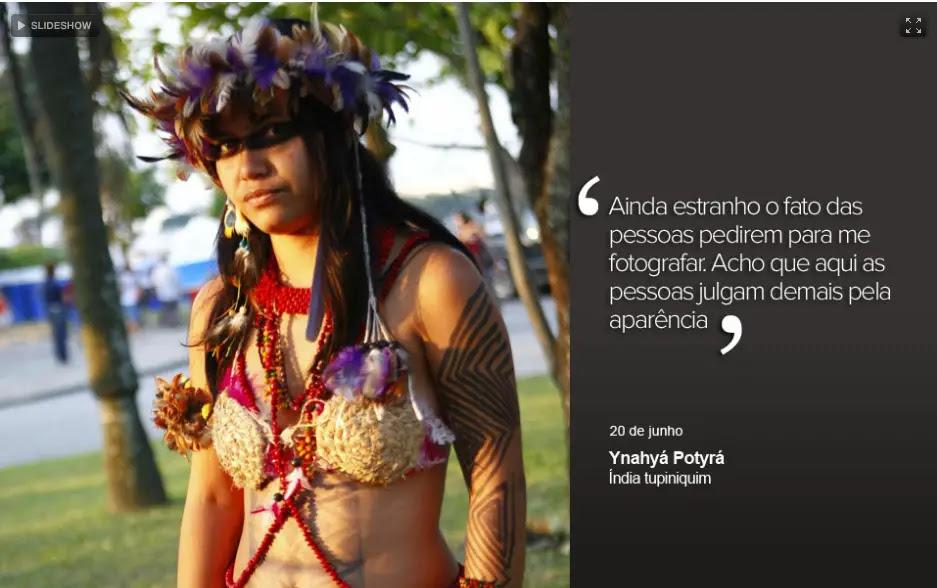 Mensagens Sobre índios E Sua Importância Para A Sociedade