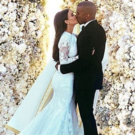 Kim Kardashian and Kanye West's 2nd Wedding Anniversary