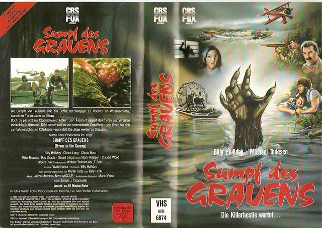 Terror in the Swamp