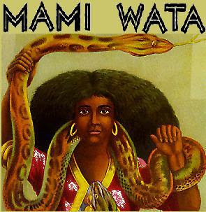 comment pactisé avec Mamy Wata ou Yemendja : Déese des Eaux