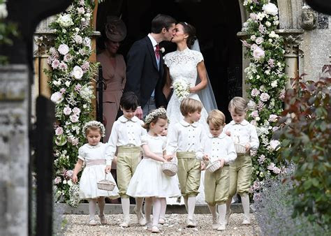 Who Was in Pippa Middleton's Wedding Party?   POPSUGAR