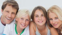 a Scandinavian family