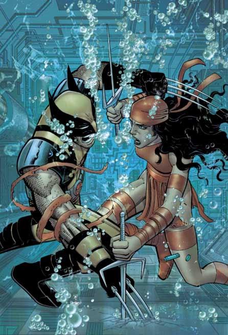 Wolverine vs. Elektra